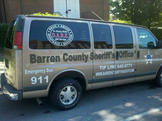 Glasgow, Barren County Drug Task Force