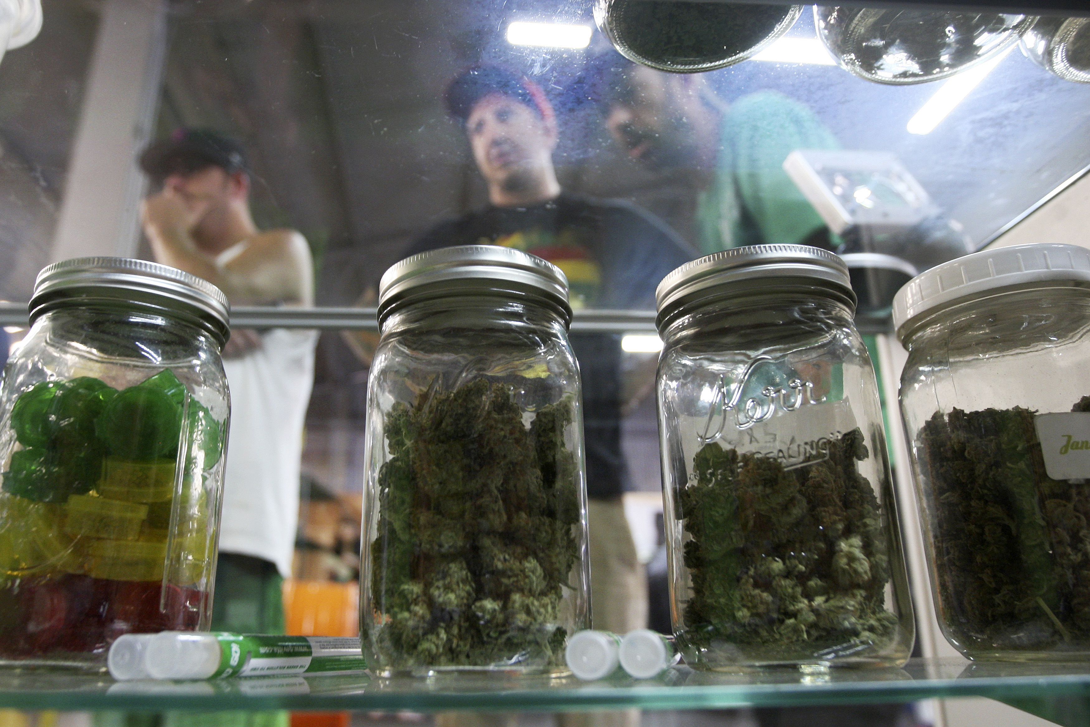 A look at the key marijuana legalization votes in 2014
