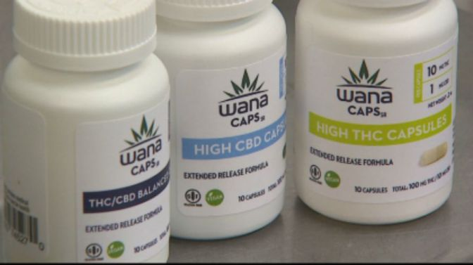 Marijuana time-release pill gives med patients 'cannabis alternative'
