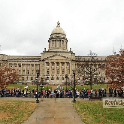 We, the people of America, demand reform of ; Kentucky Cabinet for Families and Children