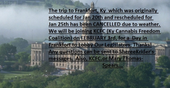 …You can even meet me there in Frankfort on Wednesday