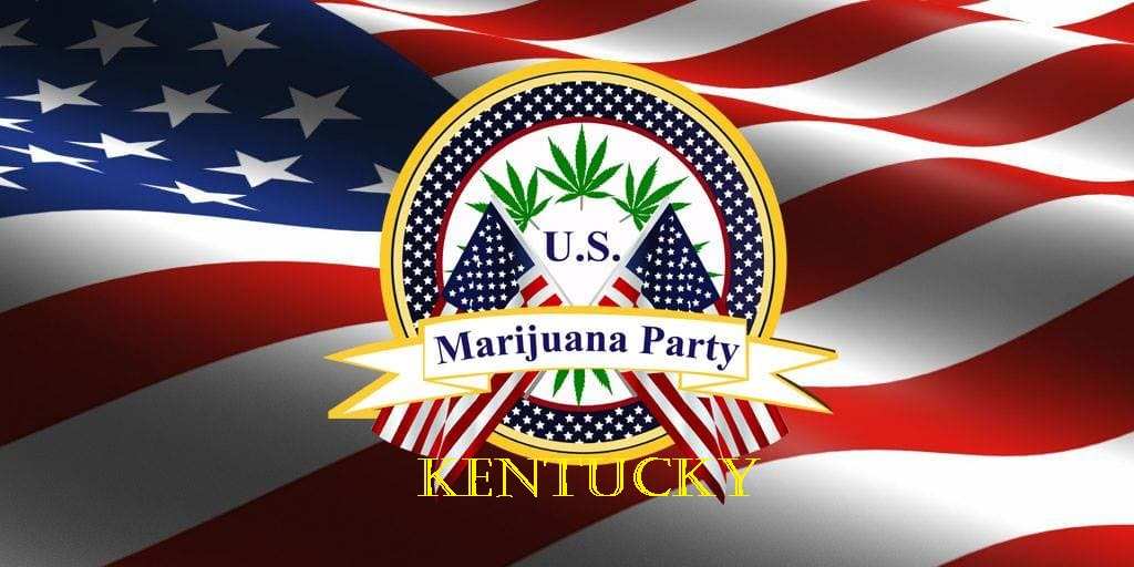 U S Marijuana Party Kentucky It S Not Just About